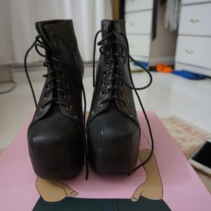 Jeffrey Campbell Shoes - Jeffrey Campbell Lita Boots